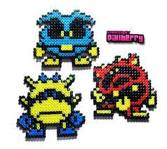 Dr. Mario viruses
